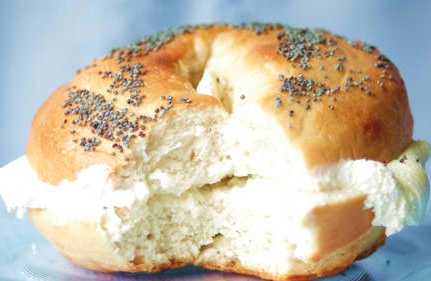 bagel-and-cream-cheese