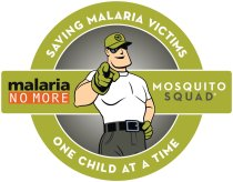 Mosquito Squad of Columbia is committed to supporting Malaria No More - One Child at a Time